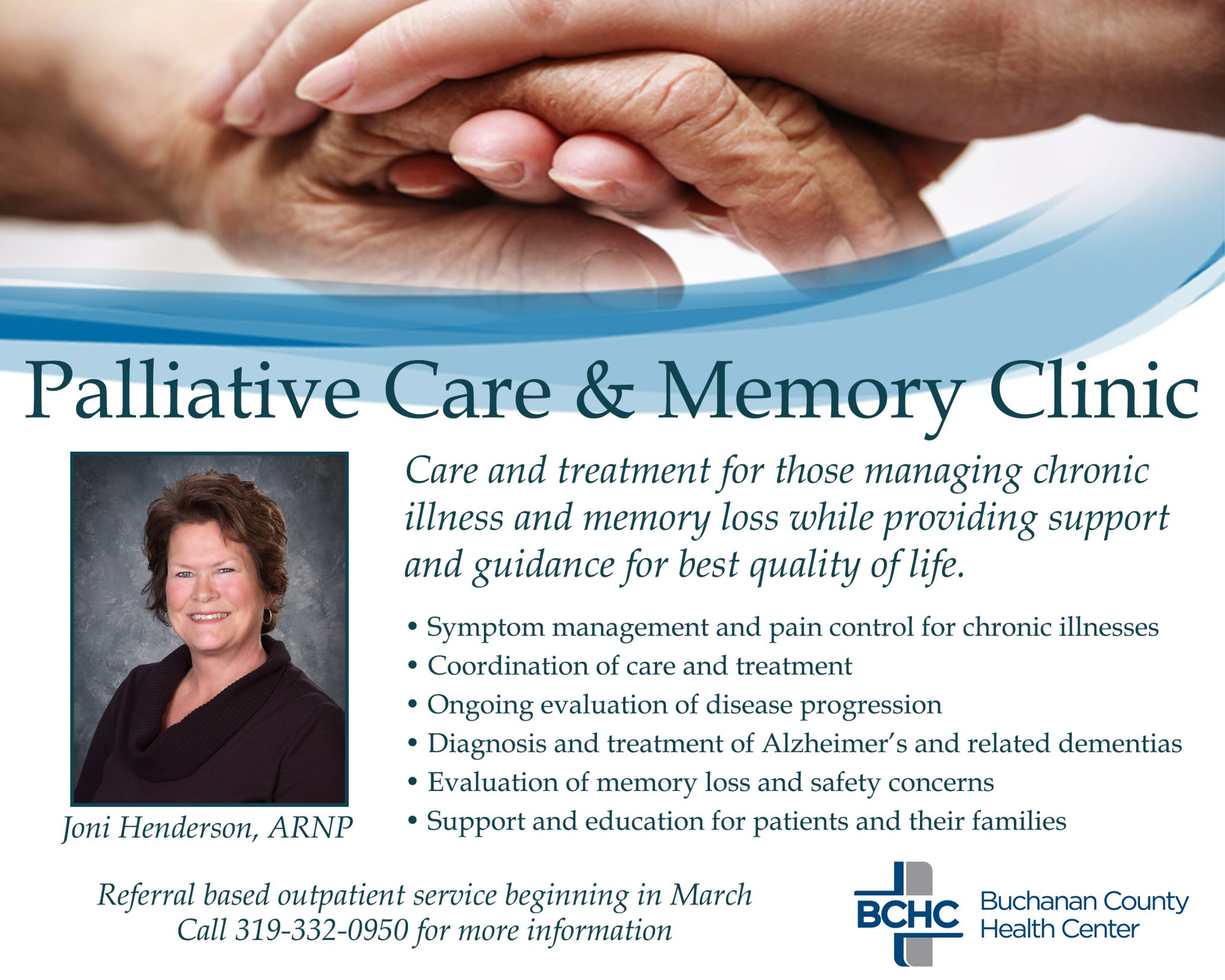 pain and palliative care clinic Palliative care: the legal and regulatory requirements (part 2) the palliative care center of the patients are referred to the center for pain and symptom.
