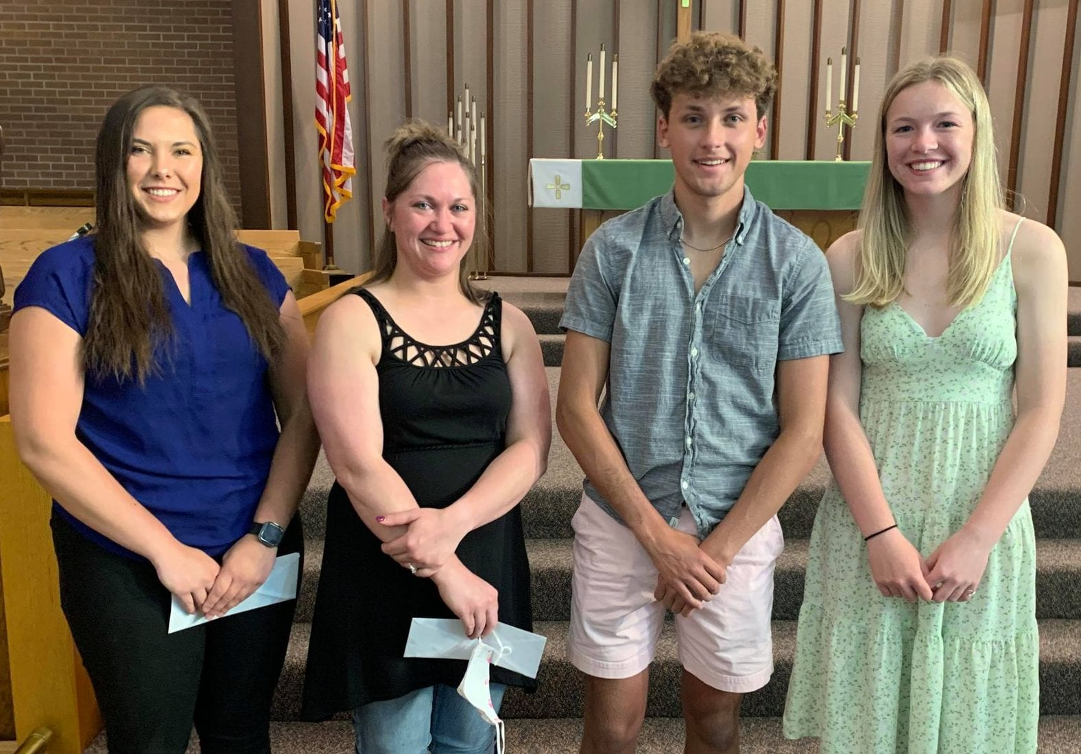 2021 Auxiliary Scholarship Recipients